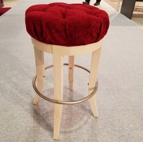 1105 Wood Barstool Alternative Image