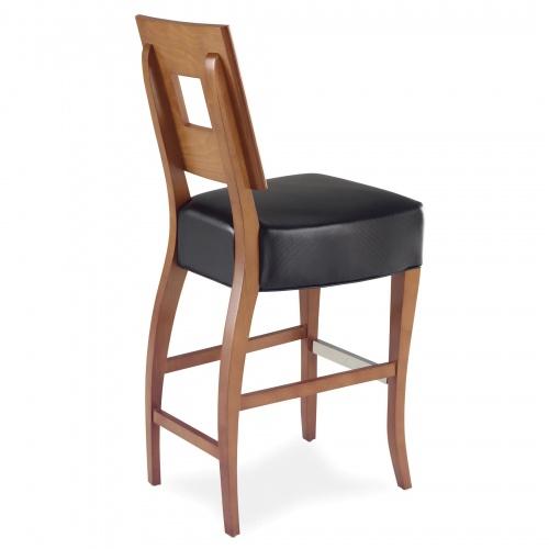 7080-2 Wood Barstool Alternative Image