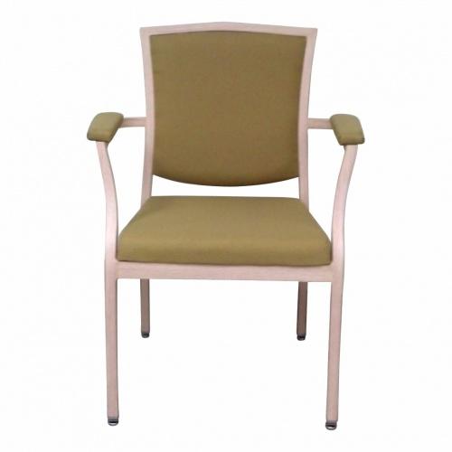 8674-1 Aluminum Banquet Chair Alternative Image