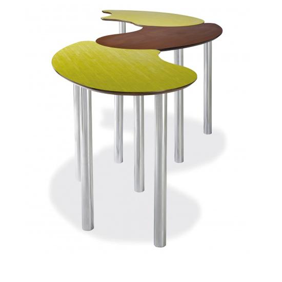 CV Series CURV© Community Tables Alternative Image