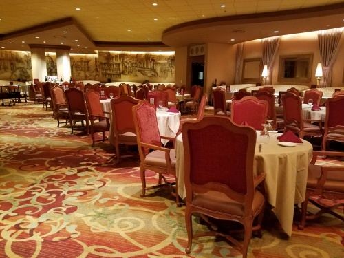 Don Vito's Restaurant, South Point Casino