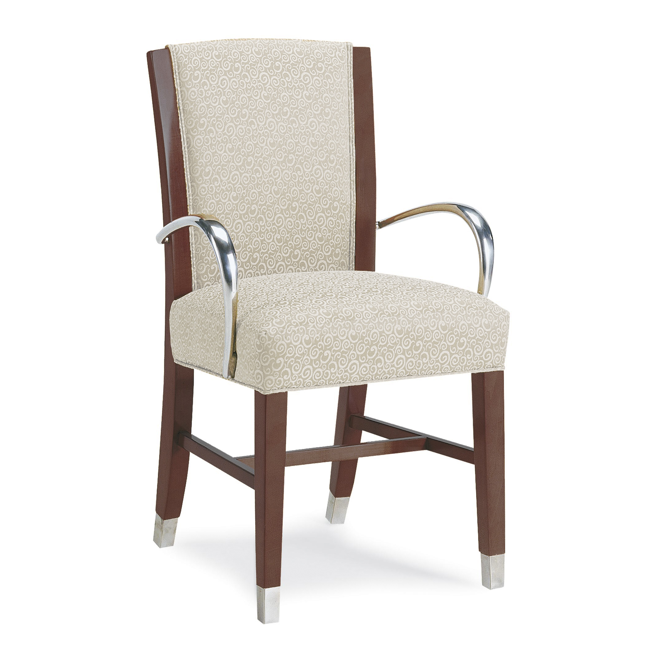 2356 Wood Arm Chair