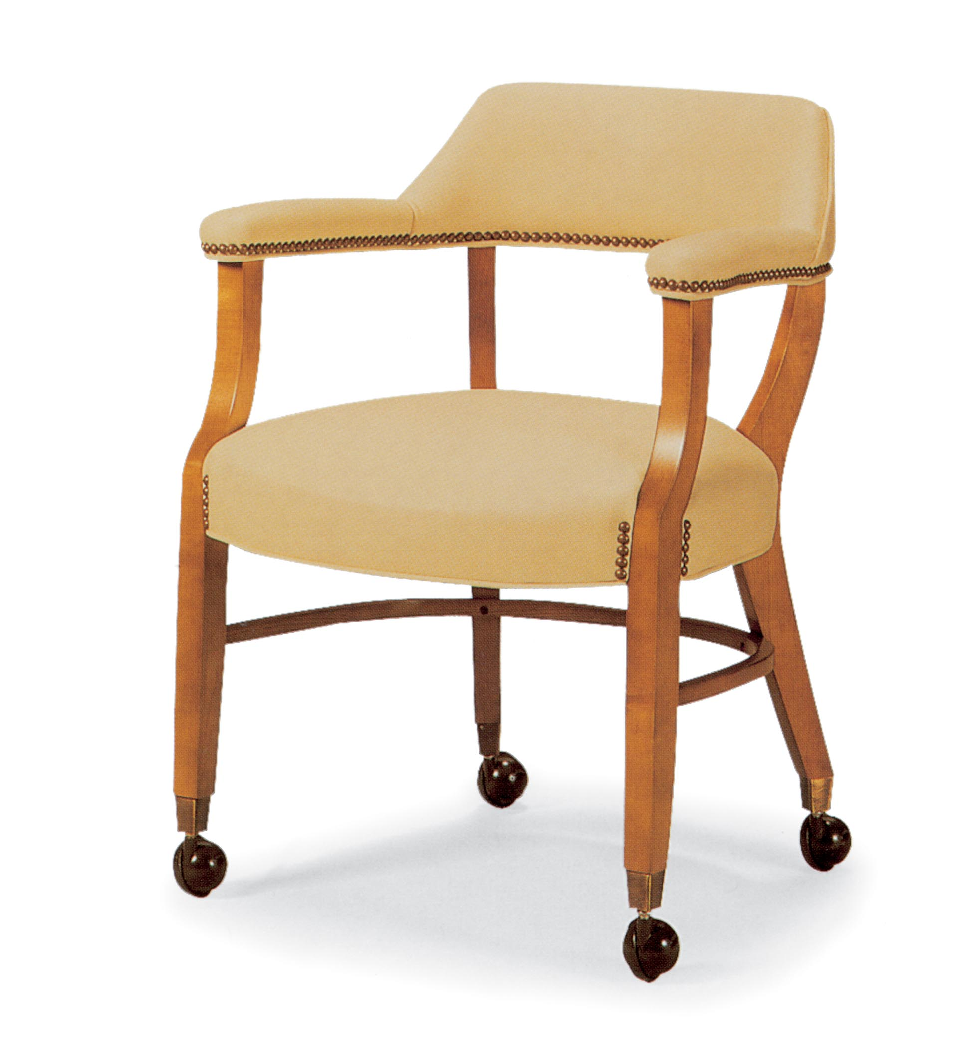 2905-9 Wood Arm Chair