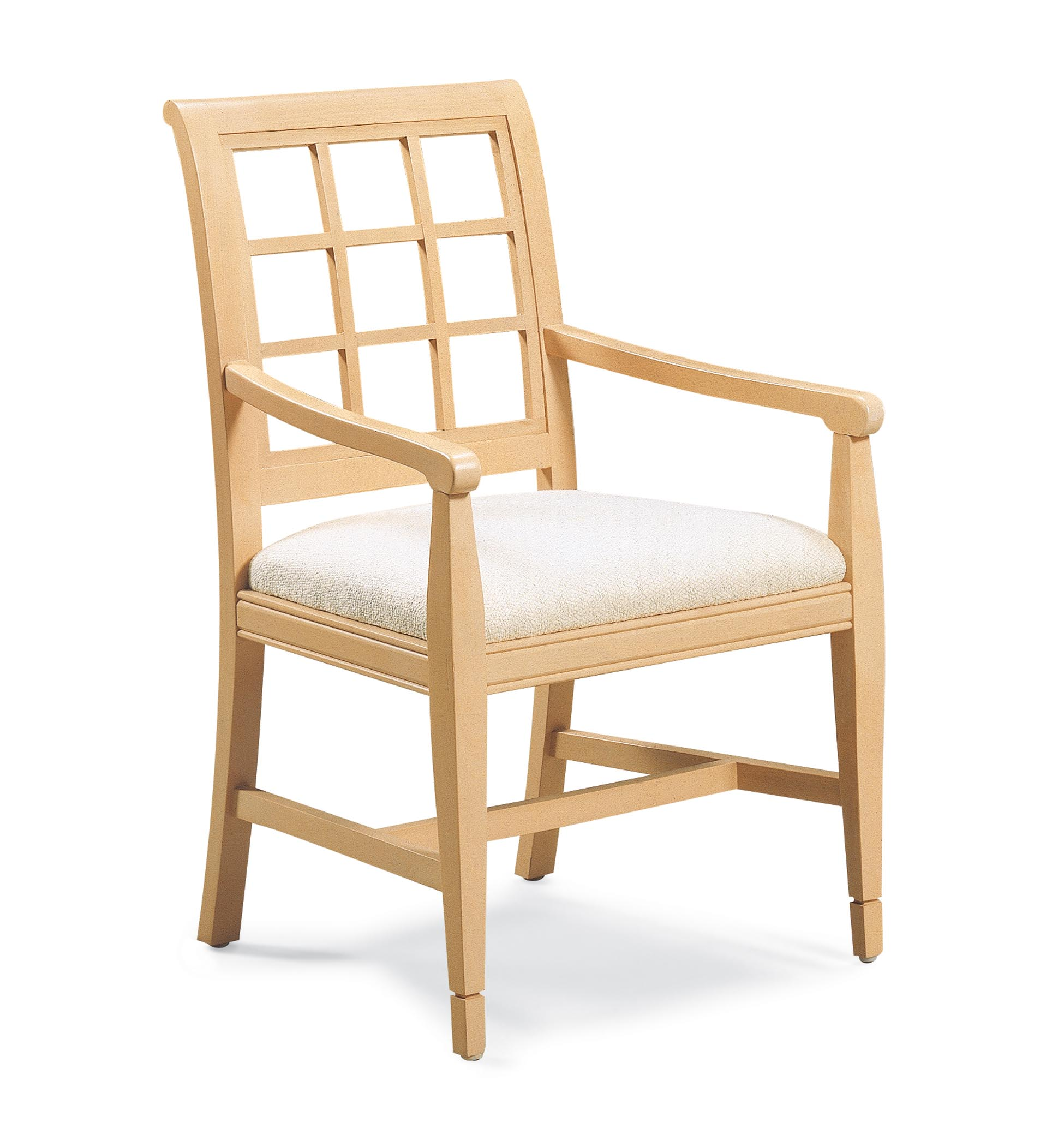 Wooden Chairs With Arms ~ Wood arm chair