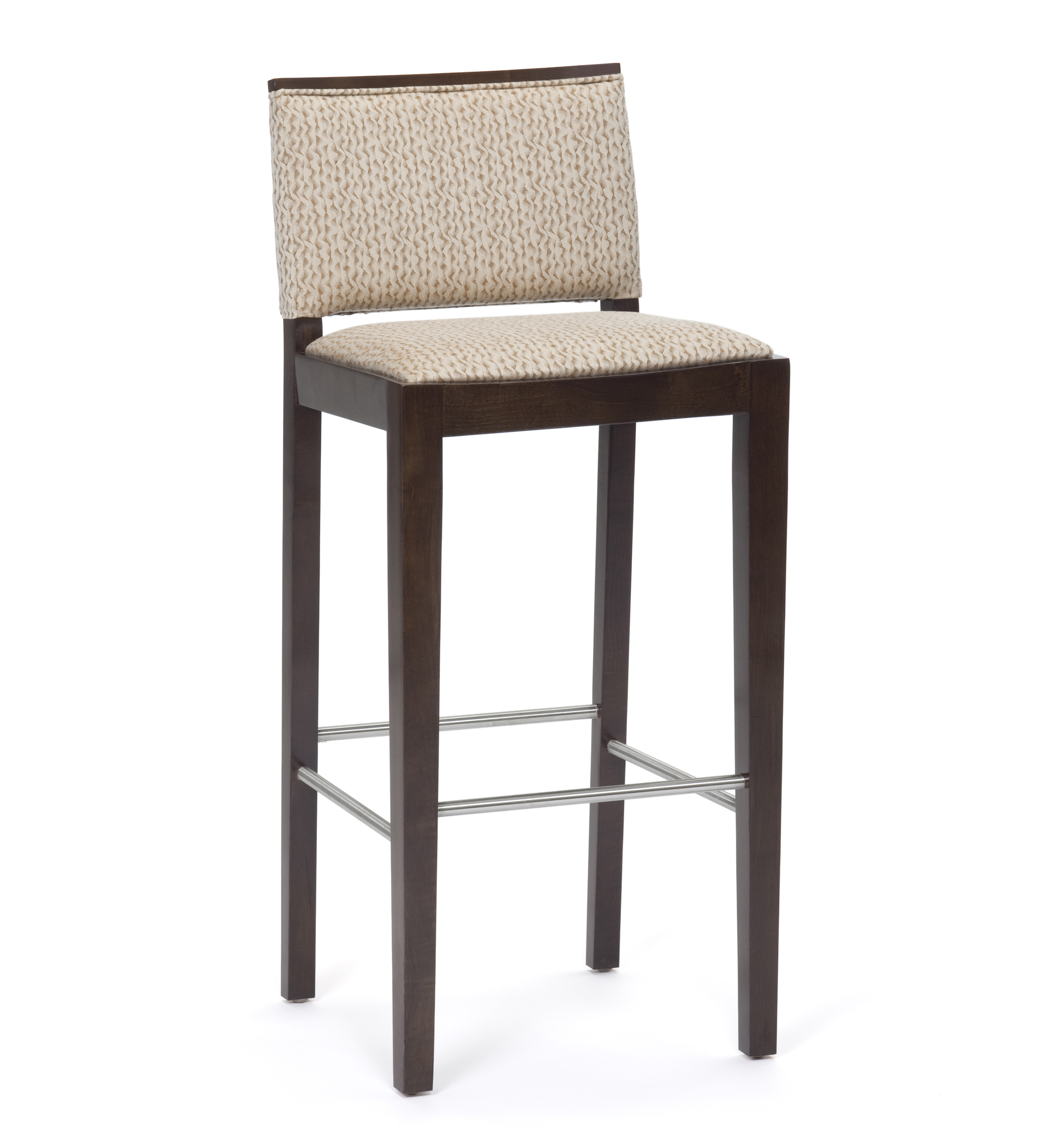 7081-2 Wood Barstool