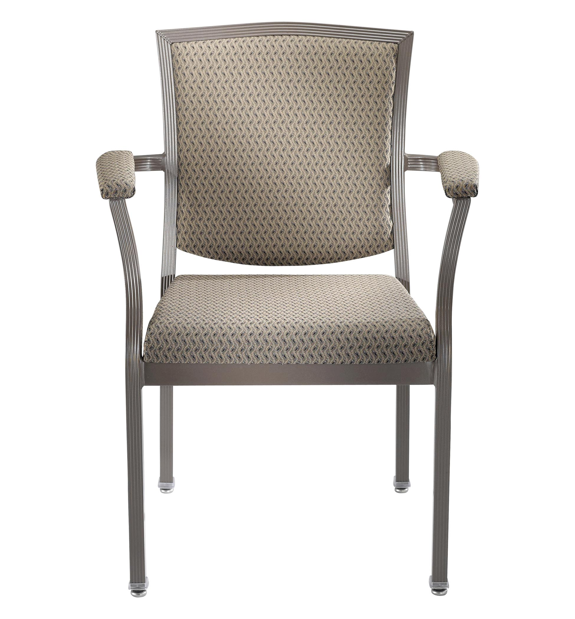 8671 1 Aluminum Banquet Chair