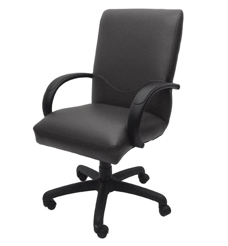 9909 1 Swivel Task Arm Chair