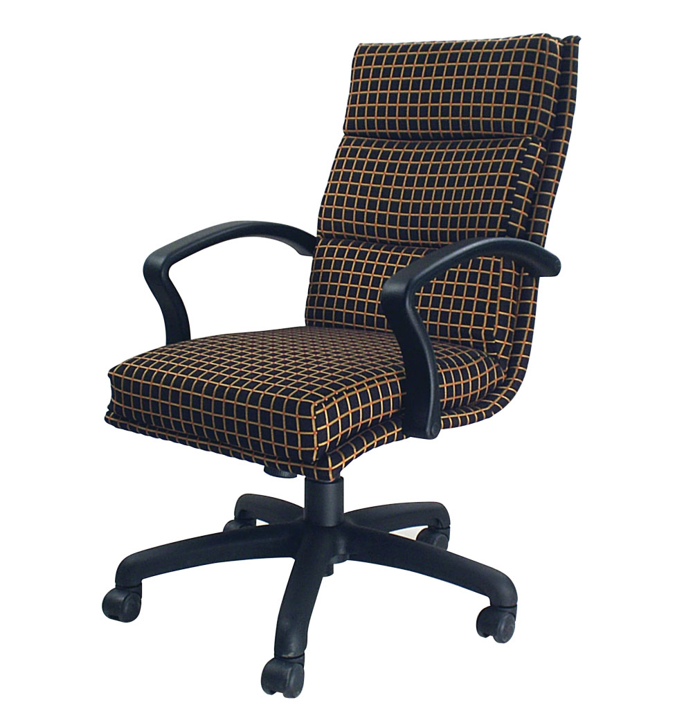 9915 1 Swivel Task Arm Chair