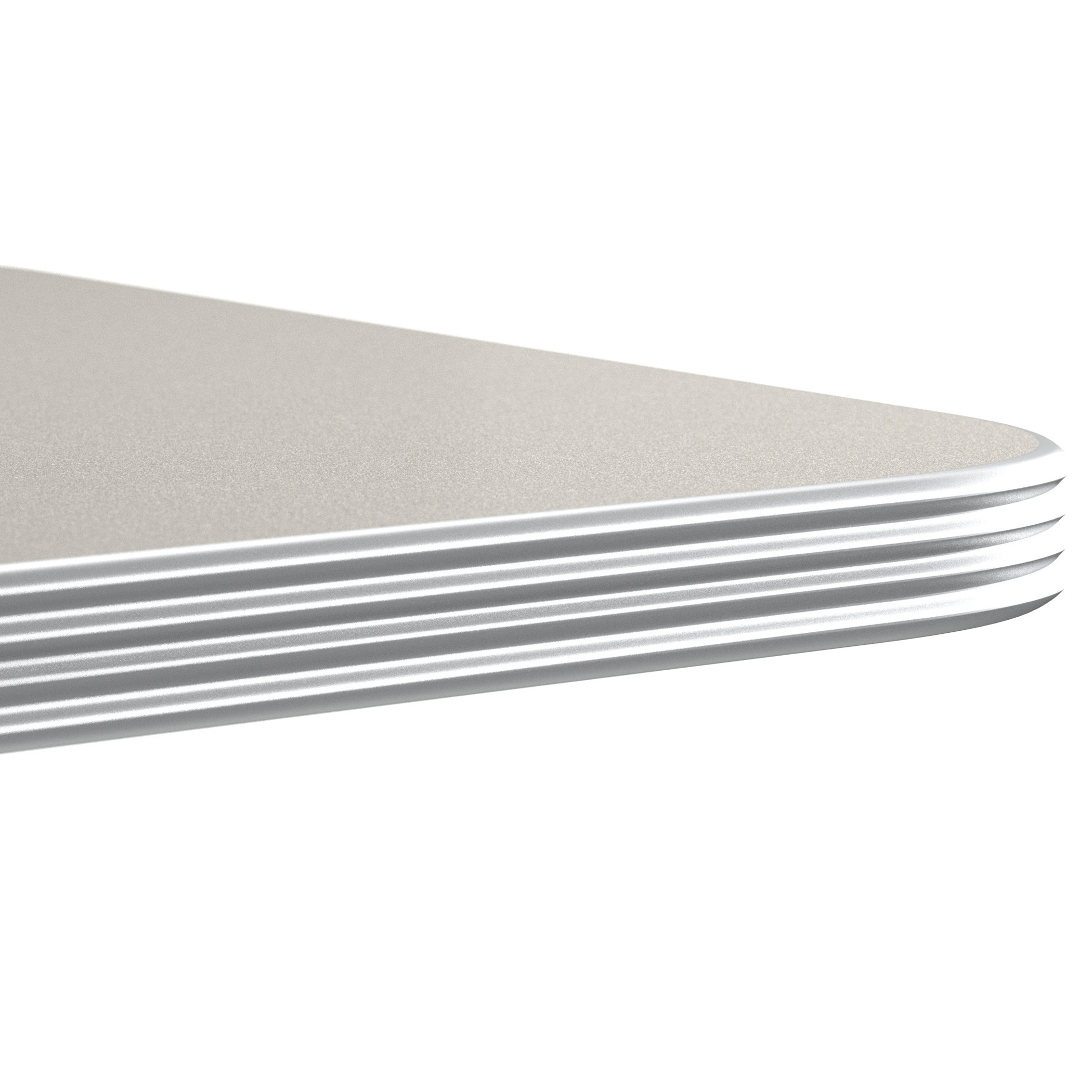 Ae Aluminum Edge Top