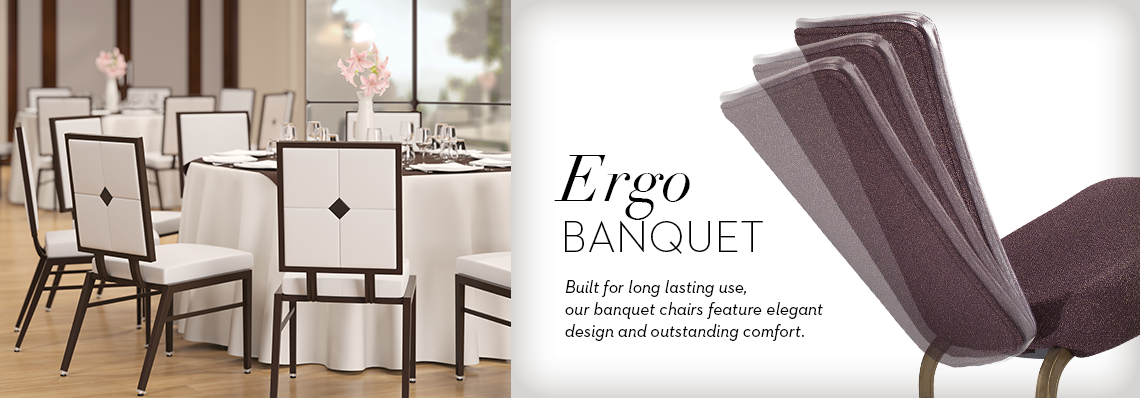 Why You Should Choose A Shelby Williams Banquet Chair?