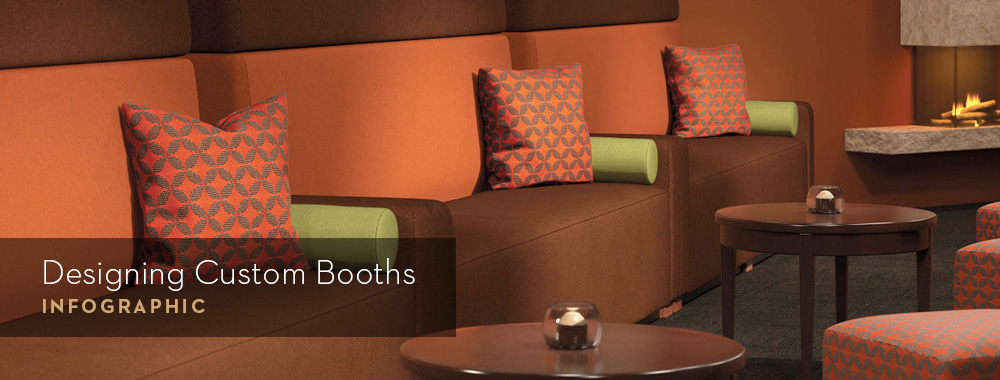 Designing Custom Booths - Infographic