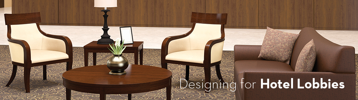 hotel lobby design furniture that meets business travelers needs