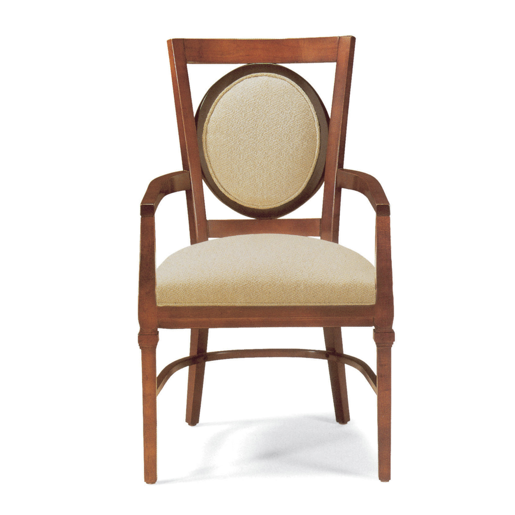 Wood Arm Chairs ~ G wood arm chair