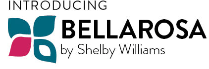 Introducing Bellarosa by Shelby Williams