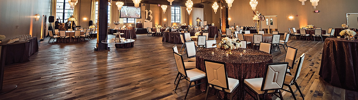 We Make The Banquet Chairs That Make The Room.