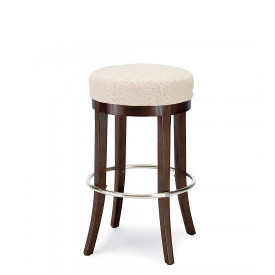 1105 Wood Barstool