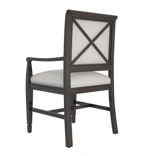 4007AFB Wood Arm Chair
