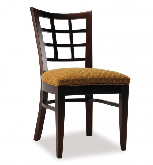 4358 Wood Side Chair
