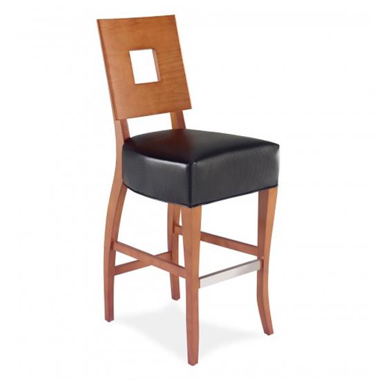 7080 Wood Side Chair