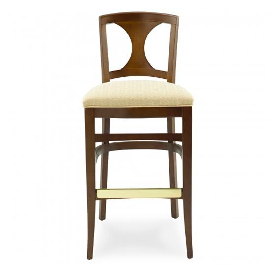 7089-2 Wood Barstool Alternative Image