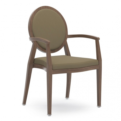 7952-1 Aluminum Banquet Chair