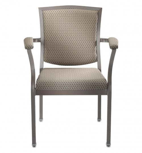 8671-1 Aluminum Banquet Chair