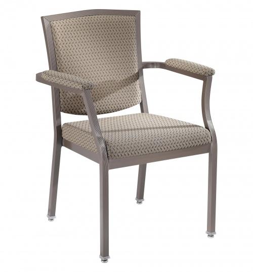 8671-1 Aluminum Banquet Chair Alternative Image