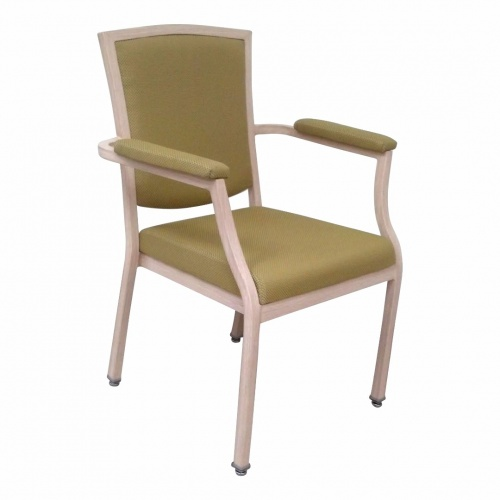 8674-1 Aluminum Banquet Chair