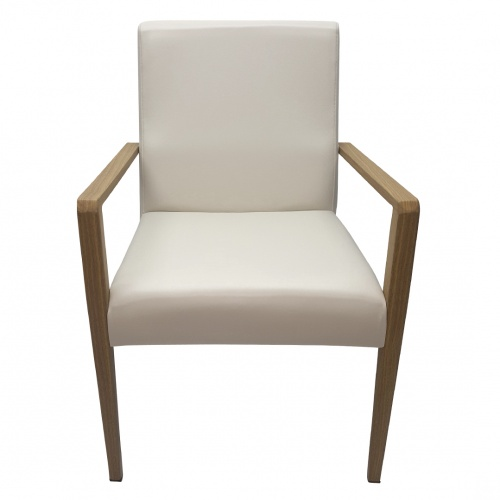 9205 1 Aluminum Arm Chair
