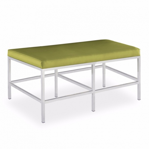 9665BB Metal Bench/Dining HT