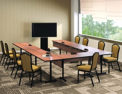 Conference Room with Banquet Chairs