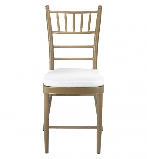 Chivari 8670 Aluminum Stacking Chair