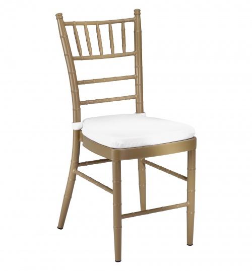 Chivari 8670 Aluminum Stacking Chair Alternative Image