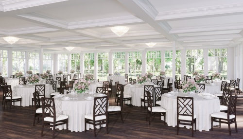 Country Club Event Room