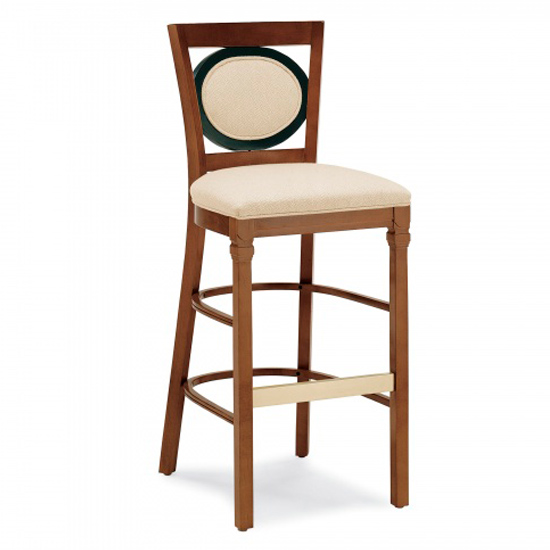 G1682 Wood Barstool