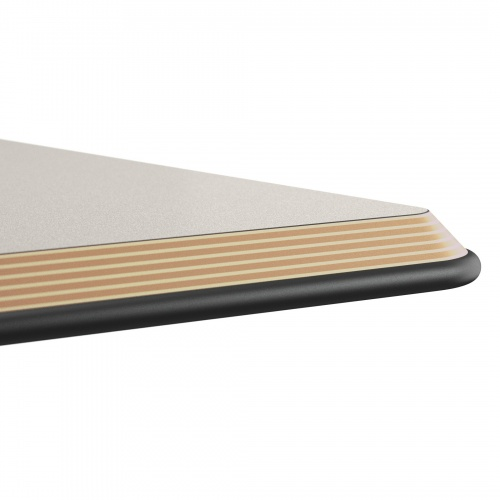 KPV Plywood Vinyl Edge Top