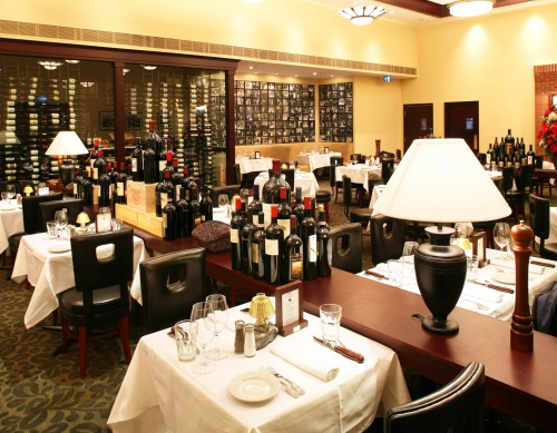Mortons Restaurant Dining