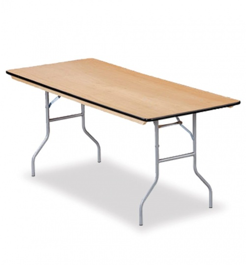PLYWSHSID Multi Purpose Plywood Folding Tables