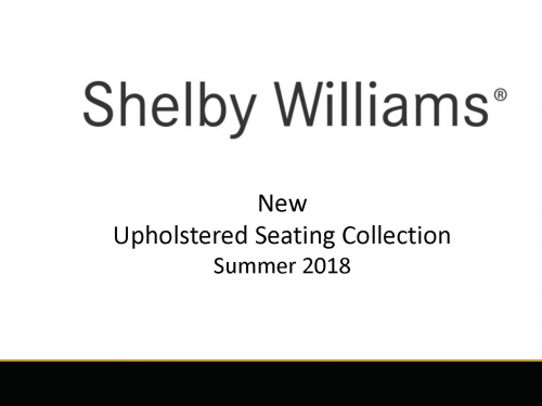 Shelby Williams Race Fully Upholstered Seating