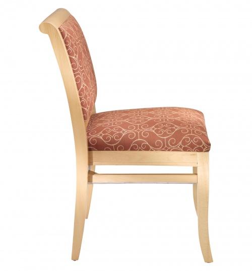 Wood Side Chair