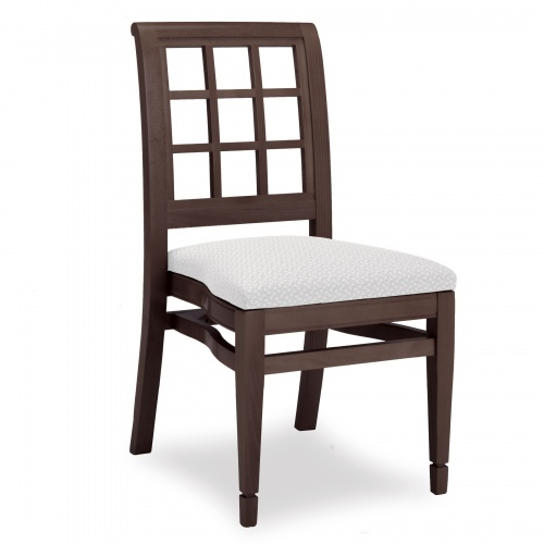 STACK 4026 Stacking Wood Side Chair