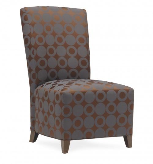 u651 upholstered lounge chair