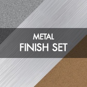 Metal Finishes Set